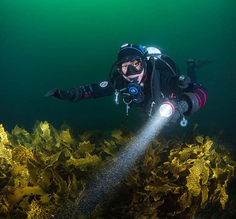 GUE Recreational Diver 1