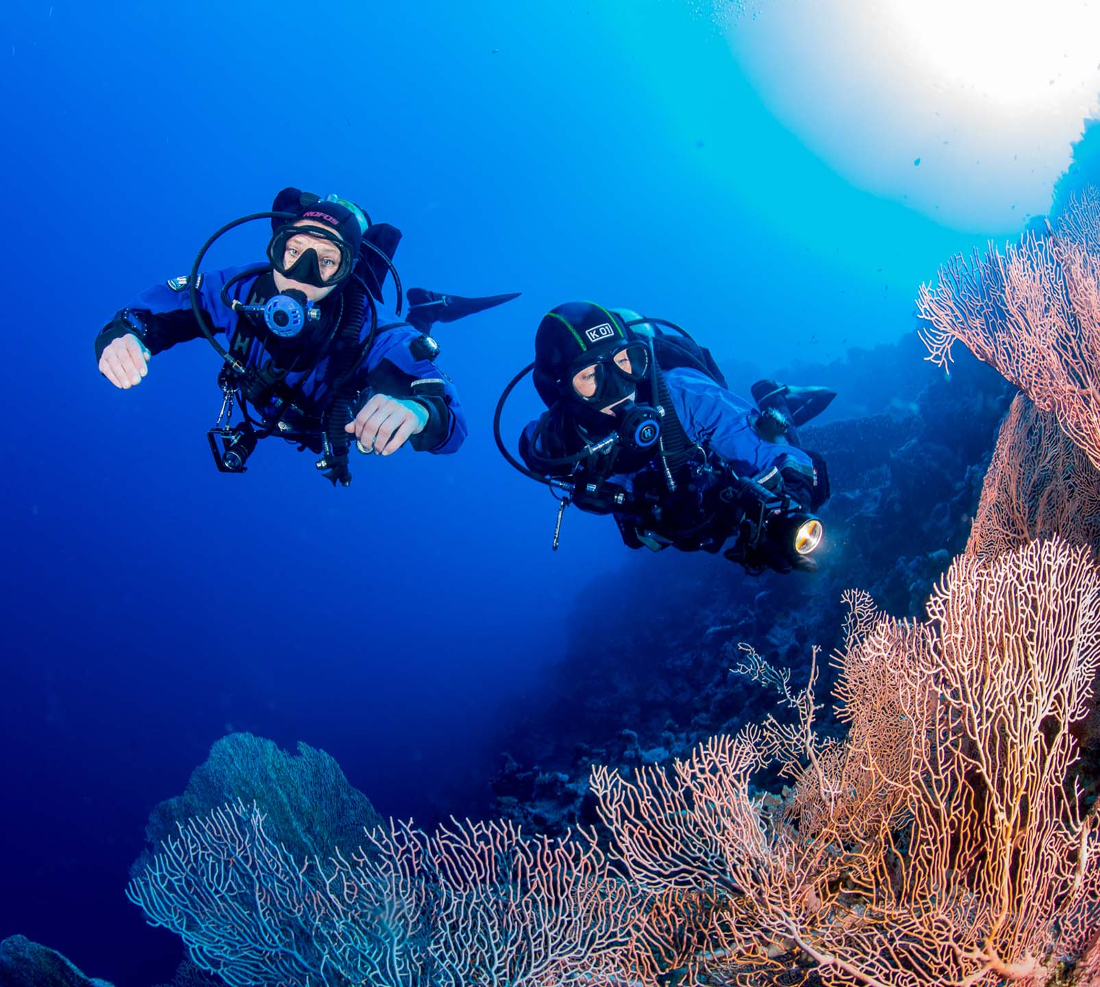 GUE Recreational Diver 2
